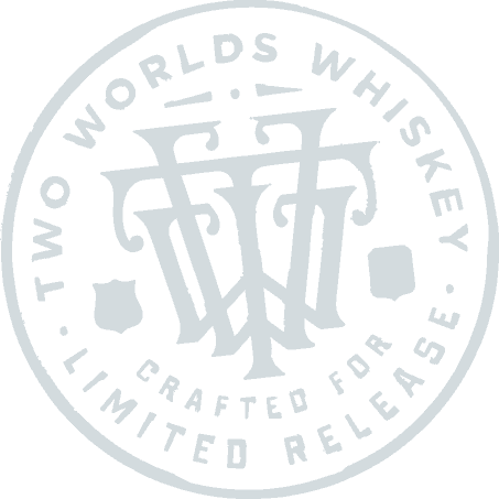 Two Worlds Whiskey Seal