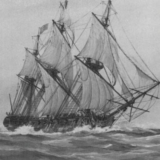 L'Alliance Ship